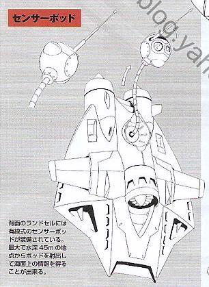 File:RGM-79U - Aqua GM - Sensor Pod.jpg