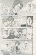 Kai Shiden in manga Zeta Define