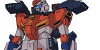 MSZ-013 Mass Production Type ZZ Gundam