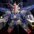 Unit s heavy full armor 7th gundam
