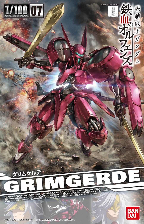 1 100 Iron Blooded Orphans The Gundam Wiki Fandom