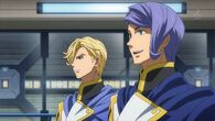 McGillis Fareed and Gaelio arrived