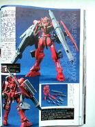 Gundam 00P Second Season Gundam Astraea Type-F2