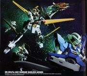 GN-004/te-A02 Gundam Nadleeh Akwos