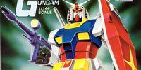 List of Gundam Models since 1980