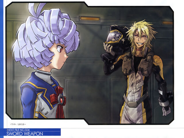 File:Fon Spaak and Gundam Meister 874..jpg