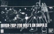 HGUC Lydo Wolf's GM Sniper II