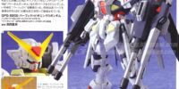 GPB-X80D Perfect Beginning D Gundam