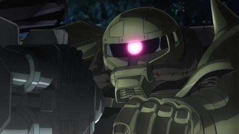 Mobile Suit Gundam Thunderbolt Episode 1
