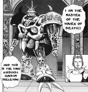 Skeleton gundam