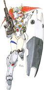 RGM-79N - GM Custom - MS Girl