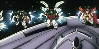 Go Forth, Gundam Team