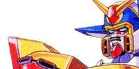 GF7-019NF Eiffel Gundam