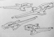 GN Smash Rifle