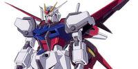GAT-X105+AQM/E-X01 Aile Strike Gundam