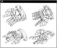 FLAT-L06D Flat Hand Unit