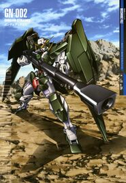 Gundam Dynames Gundam Perfect File