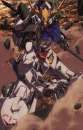 ASW-G-08 Gundam Barbatos (1st Form) (Episode 03) Close Up (3)