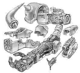 File:Gouf Custom - Arm Unit.png