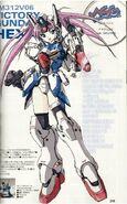 LM312V06 - Victory Gundam Hexa - MS Girl