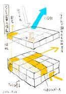 Photon armor principle illustration
