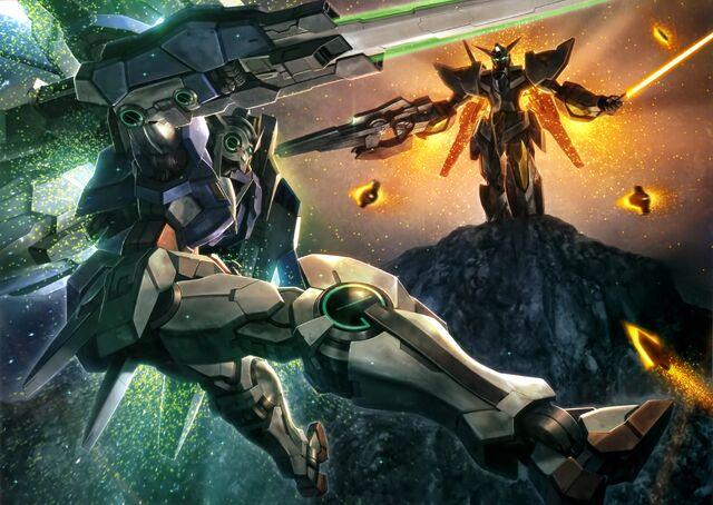 File:00 Raiser vs Reborns Gundam.jpg