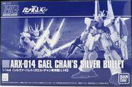 Gunpla HGUC ARX014-Gael box