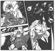 Z Gundam Manga 09