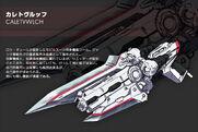 Caletvwlch Sword