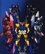 Gundam MS Graphica 05