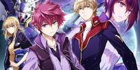 Advance of Zeta: The Traitor to Destiny (Manga)