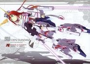 Unicorn Gundam Girl
