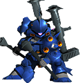 Unit br kaempher giant bazooka