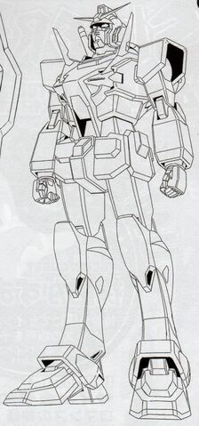 File:GN-000 - 0 Gundam - Front View Lineart.jpg