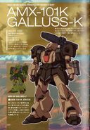 AMX-101K Galluss-K - SpecTechDetailDesign