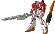 Z Gundam Honoo