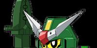 SDG-R3 Giracanon Gundam