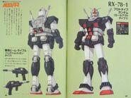 RX-78-1 MSV-R