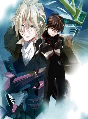 File:Mobile Suit Gundam Wing Frozen Teardrop Picture Drama - A New Battle poster.jpg