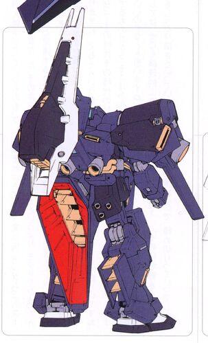 Rear (Final Icarus Unit)