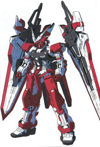 File:MBF-02VV Gundam Astray Turn Red - Front.png