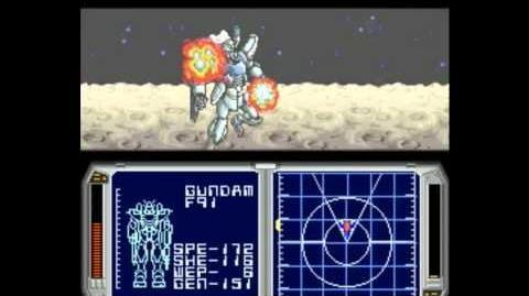 Lets play gundam f91 formula wars act 11