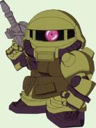 Zako Soldier a