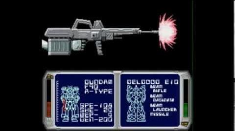 Lets play gundam f91 Formula Wars! Act 2 part 2