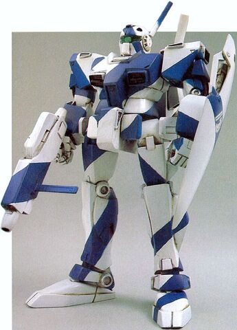 File:Model Kit RS-82B-R GM II Custom Front View.jpg