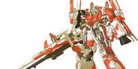 "MSZ-006C1[Bst] Zeta Plus C1 ""Hummingbird"""