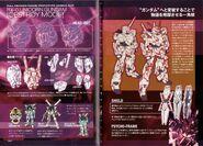 RX-0 Unicorn Gundam-D - WeaponTechDetailDesign