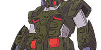 FA-78-1 Gundam Full Armor Type
