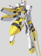 GNY-0042-874 Gundam Artemie Back