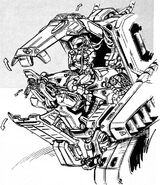 SX-NFR-01 SES Tyrant Sword Agles Cockpit Open